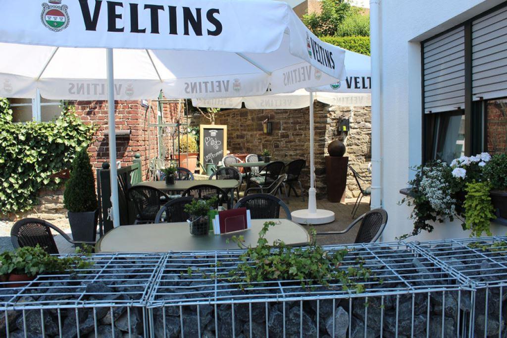Straßencafe - Restaurant - Pöllmann - Medebach